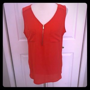 NWT Orange you glad I posted this Tank?!